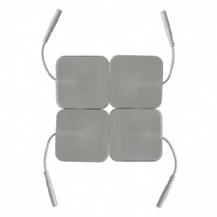 Электроды квадратные 50 x 50 мм